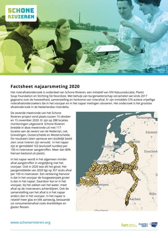 Factsheet Schone Rivieren najaar 2020-1