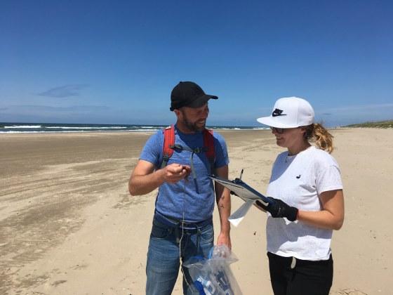 strandafvalonderzoek