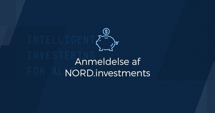 Mininvesterings anmeldelse af NORD.investments