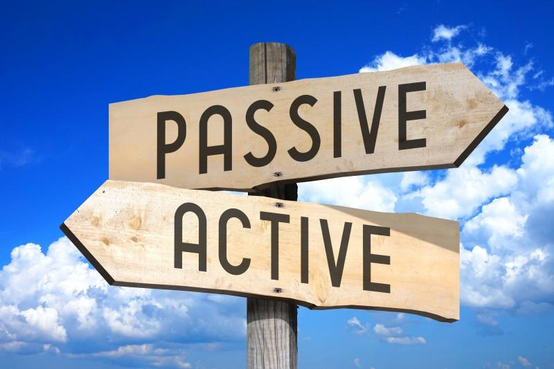 Aktiv vs. passiv investering