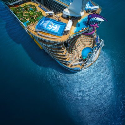 Royal Caribbean cruisereiser, nordmannsreiser, Cruise i Karibien med Harmony of the Seas