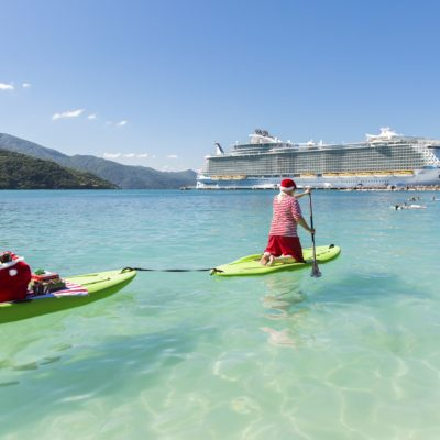Royal Caribbean cruisereiser, nordmannsreiser, Julecruise med Allure of the Seas