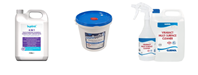 Sanitising and Disinfectant Wipes