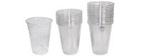 plastic non glass shatter proof ice smoothie slush juice
