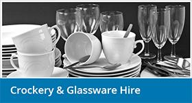Crockery & Glassware