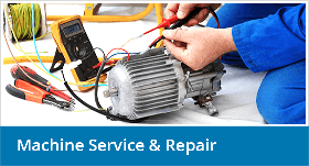 Machine Service & Repair