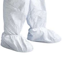 Safety Wear, Overshoes, Elasticated, Tyvek, 250 Pairs
