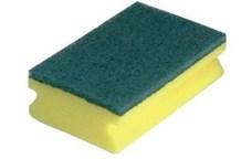 Scourers, Sponge, 15 x 10cm, 10 Sponges, Large, 10