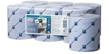 Handwipes, Tork, Reflex, 2 Ply Blue, 429 Sheet 6 Rolls