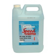 Floor Polish, Carefree Speed Stripper, 5Ltr