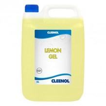 Floor, Gel, Lemon, Cleenol, 5Ltr