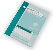 First Aid Accident Report Book