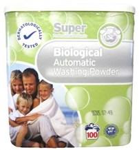 Washing Powder, Super Professional, Bio. 8.1 kg, 100 Wash
