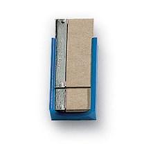 Window, Pocket Scraper Blades In Dispenser, 5 Blades