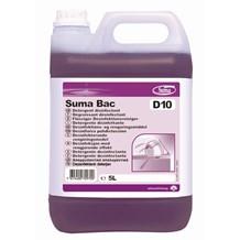 Detergent, Disinfectant, Suma Bac D10, 5ltrs