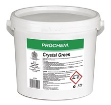 Carpet, Prochem, Extraction Powder, Crystal Green, 4 Kg
