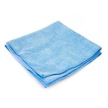 Cloths, Microfibre, 40 x 40 cm, Blue, Pk 10