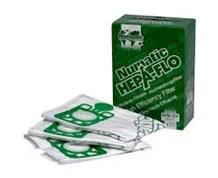 Vacuum Bags, Henry Hepaflo Filter Bags, NVM-1CH, 10 Pack