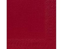Napkins, Duni, 33cm, 2Ply, Plum, 2000