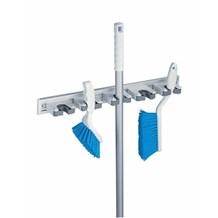Brush Hanger, Alu. Rail, 5 Hangers, HD6