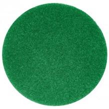 "Floor Pads, British Nova, Green, 17"", (432mm), 5 Pads"