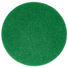 "Floor Pads, British Nova, Green, 20"", (508mm), 5 Pads"