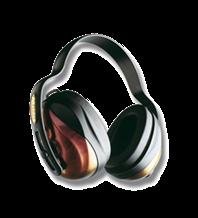 Safety Wear, Ear Defenders, Moldex 6200 M2, SNR 28