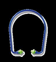 Safety, Earplugs, Moldex 6600 Pura-Band, SNR 22, 10