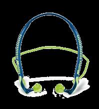 Safety, Earplugs, Moldex 6700 Jazz-Band 2, SNR 23, 8