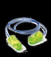 Safety, Earplugs, Moldex 6900 Pura-Fit Cord, SNR 34, 200