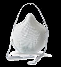Safety, Dust Masks, Moldex 2480, Smart FFP2 D, 20