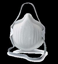 Safety, Dust Masks, Moldex 2400, Classics, FFP2 D, 20