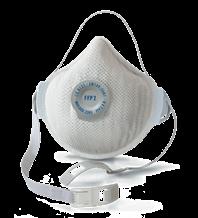 Safety, Dust Masks, Moldex 3305, Air+ FFP2 D, 5