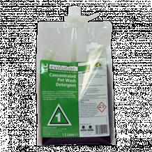 Dishwash Liquid, Cleenol, EV1 Detergent, 2x1.5ltr