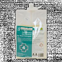 Dishwash Liquid, Cleenol, EV4 Detergent, Antibac, 2x1.5ltr