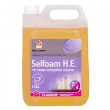 Carpet, Extraction Fluid, Selfoam HWE, C034, 5Ltr