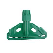 Kentucky Mop Holder, Plastic Clip, Green