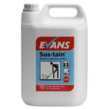 Floor Polish, Evans Sustain, 5Ltr