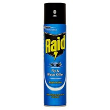 Insect Control, Fly & Wasp Killer, Raid, 300ml