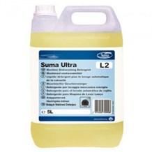 Dishwash Liquid, Suma Ultra L2, 2 x 5Ltr