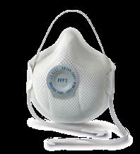 Safety, Dust Masks, Moldex 2485, Smart FFP2 D, 20