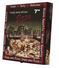 "Catering, Pizza Box, 7"", Manhattan, 100"