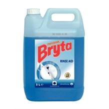 Dishwash Liquid, Bryta, Rinseaid, 5Ltr