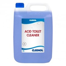 Acid Descaler, Cleenol, 5Ltr | toilet cleaner
