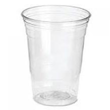 Cups, PET, Straight, 12oz/350ml., 1000