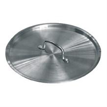Cookware, Stock Pot Lid, Vogue, Aluminium, 370mm