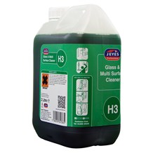 Glass & Multi Surface Cleaner, Jeyes H3 Conc. 2 x 2 Ltr