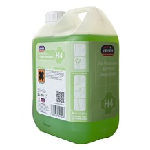 Air Freshener & Odour Neutraliser, Jeyes H4 Conc. 2 x 2Ltr