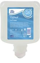 Soap, Hand, DEB Refresh Clear FOAM, 6 x 1Ltr