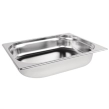 Catering, Gastronorm Pan, S/S, 1/2 100, 6.2Ltr